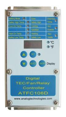 数字式窗口温度TEC控制器精度高效率高可靠性高