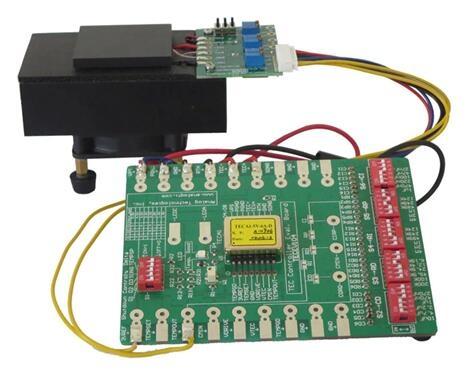 基于TEC恒温冷却台 TEC温度控制系统模块开发