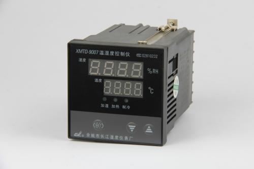 温度湿度控制系统原理说明