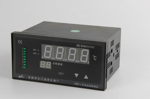 动态温度检测器说明
