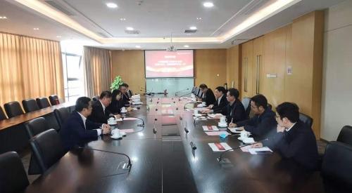 江铜与中国联通座谈:携手打造智能化铜加工项目