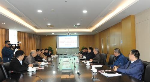 中国恩菲总经理、总工程师刘诚到访江铜